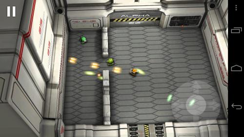 App-Tipp der Woche: Tank Hero: Laser Wars