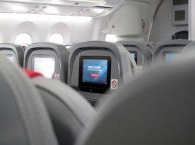 Norwegian Air setzt auf Android im Boardsystem