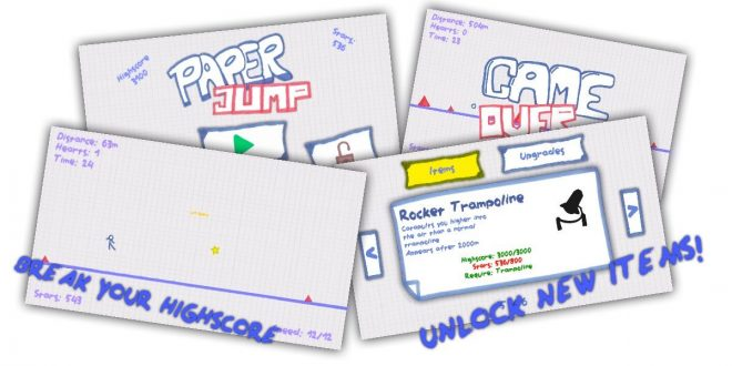 Paper Jump - Android - App