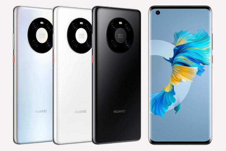 Das neue Huawei Mate 40E | 5G